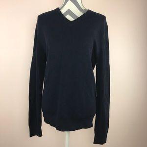 NWT Theory Ronzons Cashwool Merino Wool Sweater
